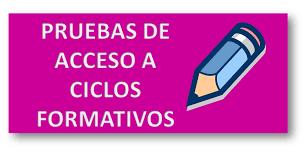 Ijt Prueba De Acceso A Ciclos Formativos De Grado Medio Y